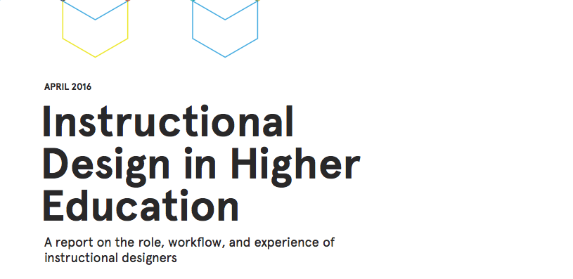 Instructional Design in Higher Education cover